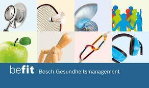 BeFit Bosch Gesundheitsmanagement